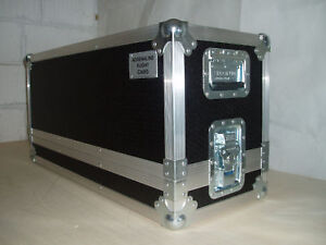 Custom Made Amp Head Flight Case Marshall DSL50