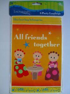 IN THE NIGHT GARDEN Partyware (Y) {fixed £1 UK p&p}