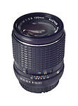 Pentax 135 mm   F/4.0  Lens