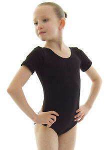 RAD Uniform Ballet Dance Leotard Cotton Short Sleeved