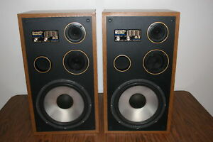 Pair-of-ACOUSTIC-MONITOR-db-IV-Liquid-Cooled-Speakers