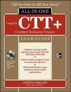 CompTIA CTT+ Certified Technical Trainer All-in-One Exam Guide, Phillips, Joseph