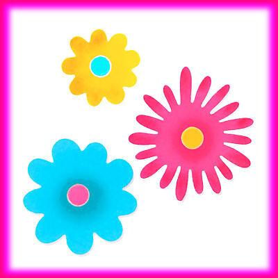 Sizzix Lg Originals Die Flower Layers #3 654982 NEW Craft Supplies