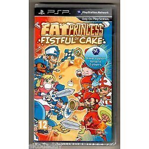 Fat Princess Sony PlayStation Portable PSP Brand New