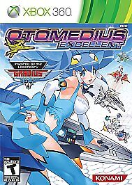 Otomedius Excellent -- Xbox 360 -- BRAND NEW & SEALED (may be resealed)