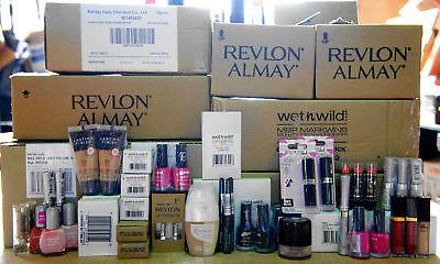 100 Makeup Items New Wholesale Joblot Revlon Foundation Bari Make Up Cosmetics