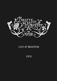 BULLET FOR MY VALENTINE  THE POISON Live At Brixton 28th Jan 2006 DVD 2006 - <span itemprop='availableAtOrFrom'>Glasgow, North Lanarkshire, United Kingdom</span> - BULLET FOR MY VALENTINE  THE POISON Live At Brixton 28th Jan 2006 DVD 2006 - Glasgow, North Lanarkshire, United Kingdom