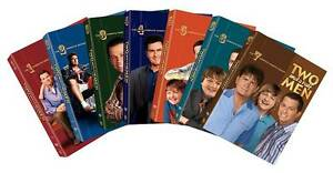 Two and a Half Men ~ Complete Season 1-7 (1 2 3 4 5 6 & 7) ~ NEW 27-DISC DVD SET