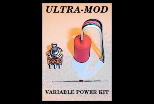 Ultra-Mod Variable Power Modulator Cobra Uniden CB More | Wundr-Shop