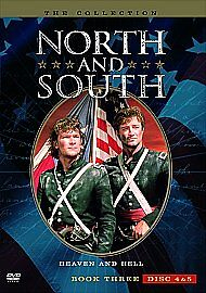 North-And-South-Series-3-DVD-2008-2-Disc-Set-NEW