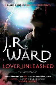 Lover-Unleashed-Black-Dagger-Brotherhood-Series-GOOD-Book