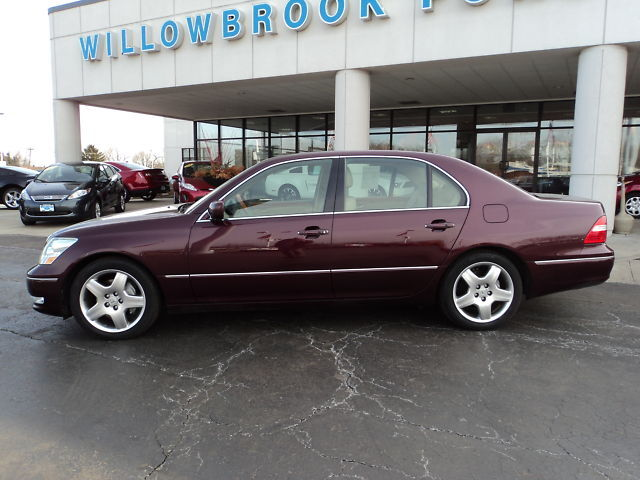 2005 Lexus Ls 430-absolutely Mint-only 33375 Miles !!!