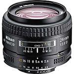 Nikon  Nikkor 24 mm   F/2.8  Lens