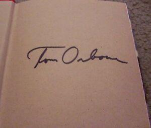 TOM-OSBORNE-SIGNED-BOOK-ON-SOLID-GROUND-NEBRASKA-COACH