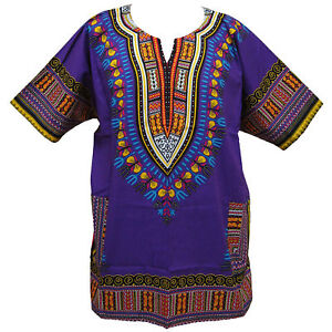 Poncho Tribal Dashiki African Mexican Hippy T-Shirt Top