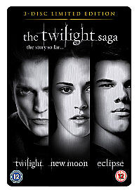 The Twilight Saga Triple Pack DVD Very Good DVD Cam Gigandet Kellan Lutz E - <span itemprop='availableAtOrFrom'>Brighton, United Kingdom</span> - Returns accepted Most purchases from business sellers are protected by the Consumer Contract Regulations 2013 which give you the right to cancel the purchase within 14 days after the day - Brighton, United Kingdom