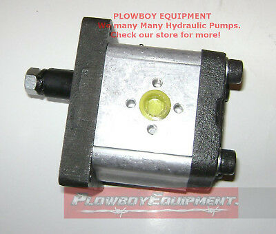 Hydraulic Pump For Fiat Tractor 480 480dt 500 500dt 540 540dt 72-93dt 82-93dt