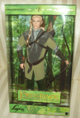 Barbie's Ken as Legolas in The Lord of the Rings MIB!!!