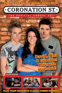 Official-ITV-Coronation-Street-Annual-2011-Book