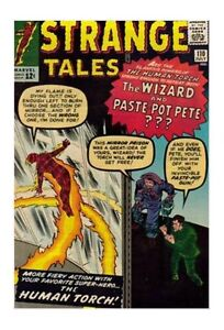 Strange Tales #110 (Jul 1963, Marvel)