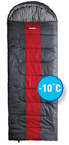 CARIBEE SNOW DRIFT -10 Jumbo Hooded Winter Sleeping Bag