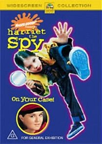 Harriet The Spy  DVD New & Sealed Nickelodeon