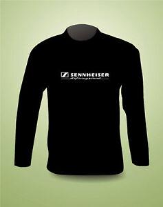 SENNHEISER-AMP-AMPS-SUPER-PREMIUM-QUALITY-LONG-SLEEVE-T-Shirt-FREEPOST-UK