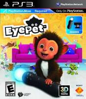 PS3 Eye Pet ( EyePet ) Move Edition Game
