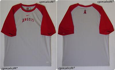 Nike Anaheim Angels T-shirt Style Baseball Jersey Mlb
