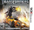 Transformers: Dark of the Moon - Stealth Force Edition  (Nintendo 3DS, 2013) (2013)