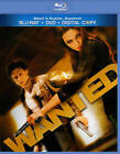 Wanted (Blu-ray/DVD, 2011, 2-Disc Set, With Tech Support for Dummies Trial)