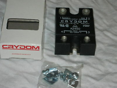 Meccrydom 50 Amp Solid State Relay Ssd2450