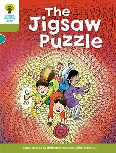 Oxford Reading Tree: Level 7: More Stories A: The Jigsaw Puzzle, Hunt, Roderick