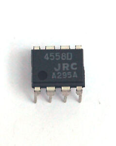 10pc-DIP-IC-4558D-JRC-JRC4558-NJM4558-4558-Dual-OP-Japan