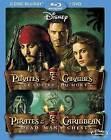 Pirates of the Caribbean: Dead Man's Chest (Blu-ray/DVD, 2011, 3-Disc Set, Canadian; French)