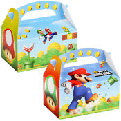 Super Mario Favor Boxes