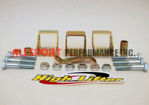 Honda-High-Lifter-ATV-2-Front-Rear-Lift-Kit-TRX-300-Fourtrax-1992-1997
