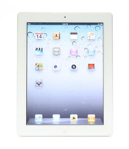 Apple iPad 2 64GB, Wi-Fi, 9.7in - White ...