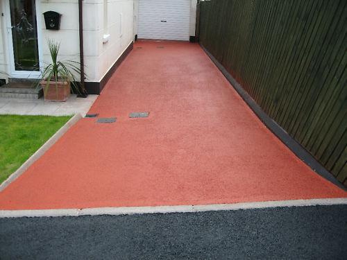 Resto driveway paint 20 litre application kit 3 for Can i paint asphalt driveway