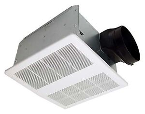 Quiet Bathroom Exhaust Fans on Kaze Bf90q Ultra Quiet Bathroom Ventilation Bath Fan 0 3 Sones 4  Duct