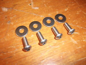 NEW-STAINLESS-BONNET-CATCH-BOLTS-SUITS-FX-FJ-HOLDEN-BUTTON-HEAD