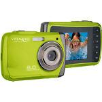 VistaQuest VQ-8920 Sport 8.0 MP Digital Camera - Green