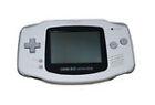 Nintendo Game Boy Advance White Handheld