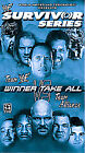 WWF - Survivor Series 2001: Winner Take All (VHS, 2002)