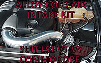 Cold Air Intake & Shroud Kit Vt Vu Vx Vy Wh Wk Statesman With Gen3 Ls1 Mfcoms