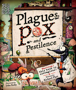 Plagues, Pox and Pestilence-ExLibrary