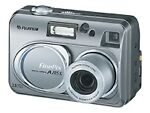 Fujifilm FinePix A205 2.0 MP Digital Camera - Silver