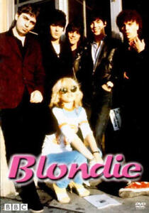 BLONDIE - LIVE IN GLASGOW (1979) *BRAND NEW DVD*