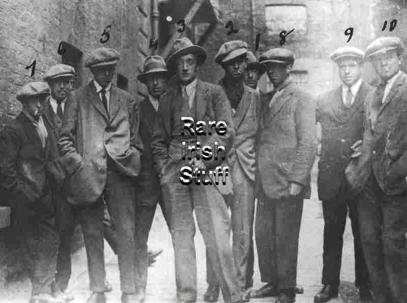 The Cairo Gang - 1920 Bloody Sunday Photo Picture