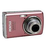 Pentax Optio E60 10.1 MP Digital Camera - Pink